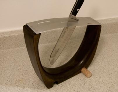 Modular Knife Block