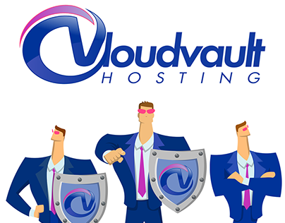 CloudVault Hosting