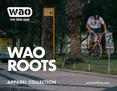 WAO - We Are One Apparel Collection - WAO Roots
