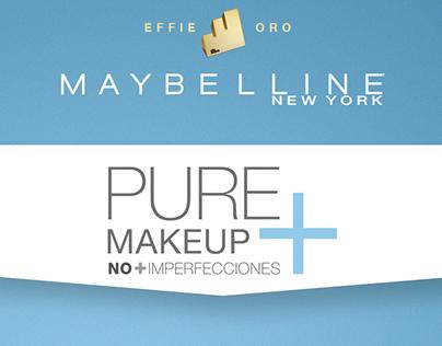 Digital // Lanzamiento Pure+ // Maybelline New York