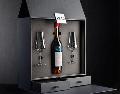 Cognac Luxury Packaging
