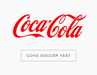 Coke Soccer Vest