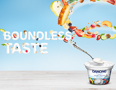 Danone - Boundless taste