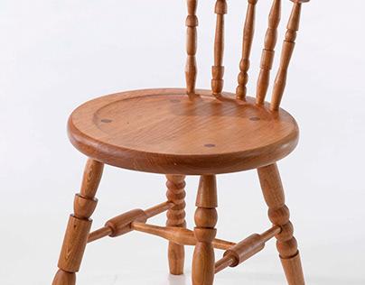 Brancusi Windsor Chair
