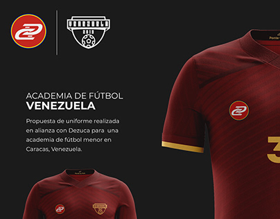 Academia de Fútbol - Vinotinto Venezuela