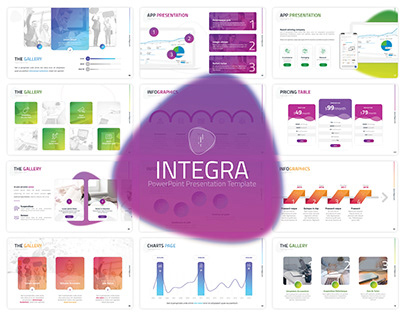 INTEGRA PowerPoint Presentation Template
