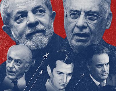 O Teatro das Tesouras | Posters