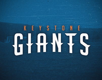 Keystone Giants Brand Redesign