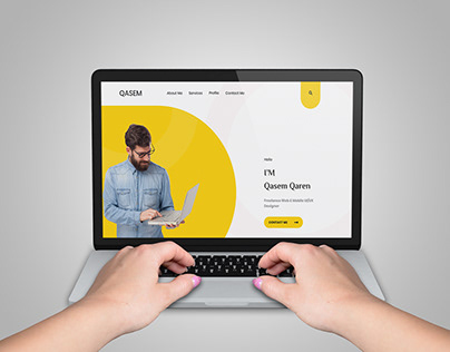 my personal site Ui