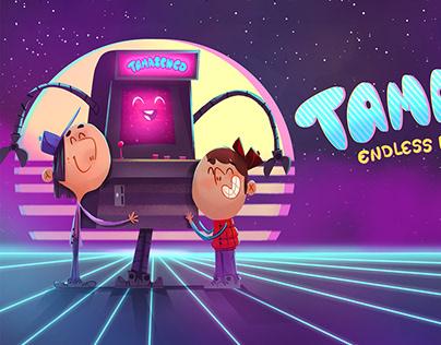 Tamasenco Facebook cover image