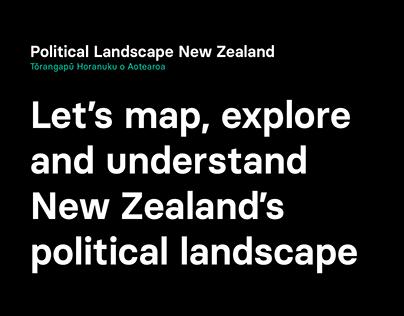 Political Landscape NZ Website