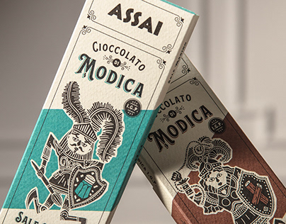 ASSAI — Modica Chocolate