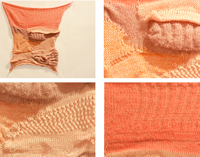 Machine Knitting Samples