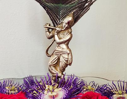Happy Janmashtami ( Birthday of Lord Krishna)