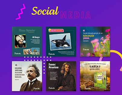 Usturlab Eğitim | Sosyal Medya