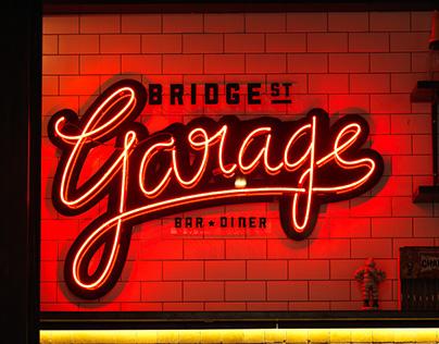Bridge St Garage – Bar & Diner