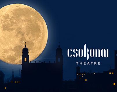 Csokonai Theatre - Sznházak éjszakája