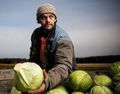 Farmers in Finland - pt. 1