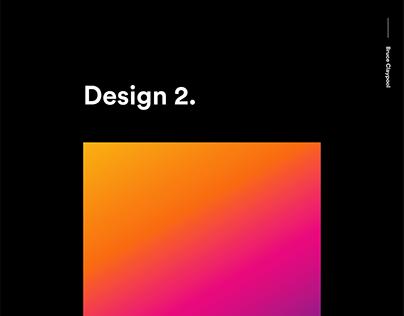 Design 2 - Color Studies
