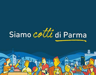 Parmacotto Siamo Cotti Di Parma