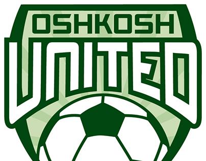 Oshkosh United Soccer Logo