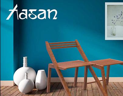 Aasan- Chair Design