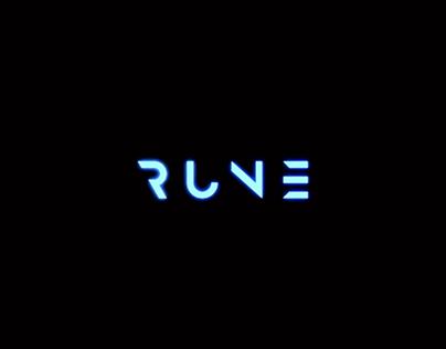 R U N E - Video Game Trailer (fictional)