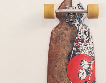ART OF STREET SURFING / Longboard exhibition