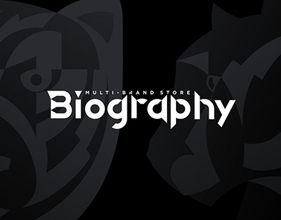 New logo book for Biography
