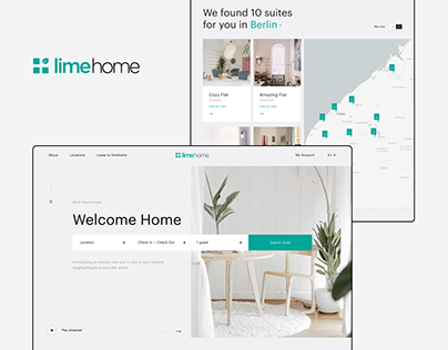 Limehome — Booking Hotel UX/UI Case Study