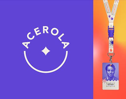 Brand Design - Acerola Creative Studio