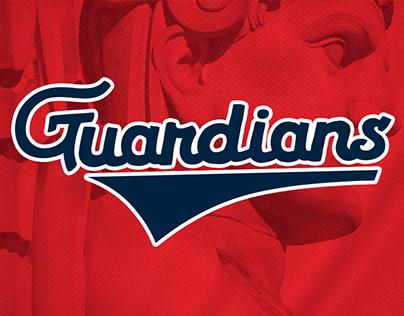 Cleveland Guardians Brand Concept