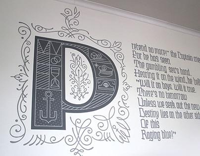 Fitzroy Murals