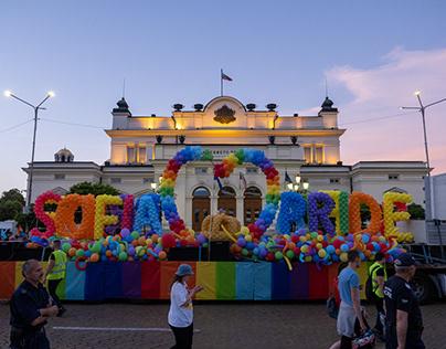 Sofia Pride 2019