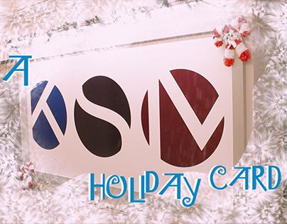 KSM Media 2015 holiday card