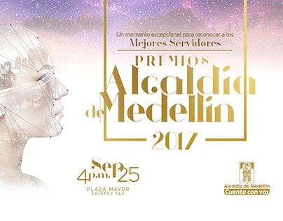 Premios Alcaldía de Medellín
