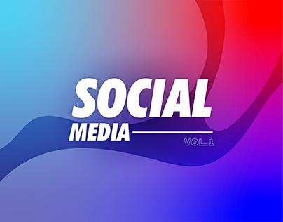 Social Media / 2014 - 2015