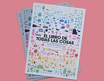 """""""El libro de todas las cosas"""" - illustrated album"""