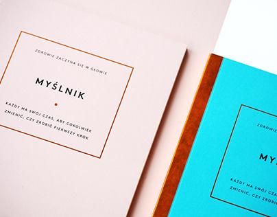 ROZPISKI / MYŚLNIK / NOTEBOOKS