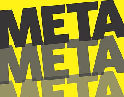 Meta Typeface Case Study