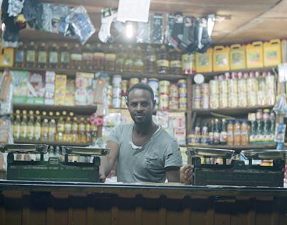 Addis Ababa Markets - en desarrollo