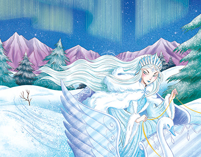"""The Snow Queen""_Classicini"