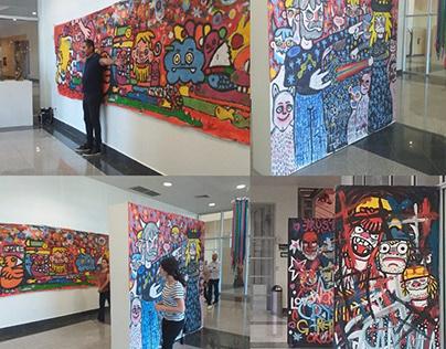 Exhibit @ Museum Reyes Meza - Laredo