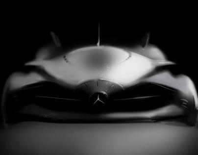 Mercedes-Benz Sketches