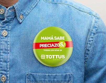 PIN PRECIAZOS - Tottus