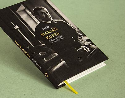 Farár Marián Kuffa_book design