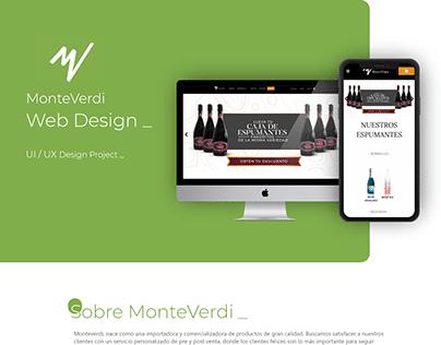 MonteVerdi Web Design