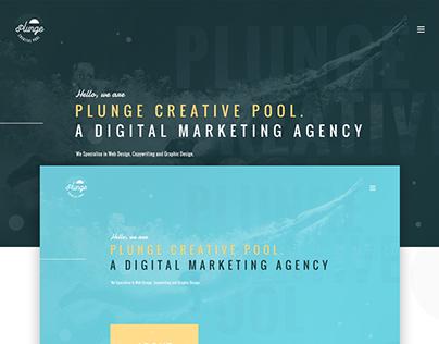 Plunge Creative Pool
