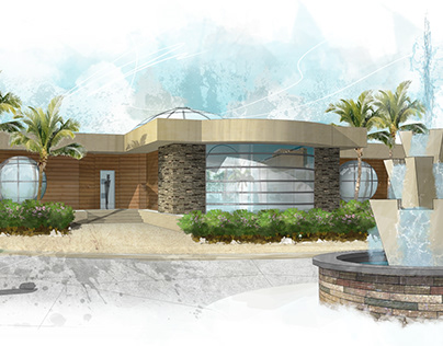 Residential Illustration Project
