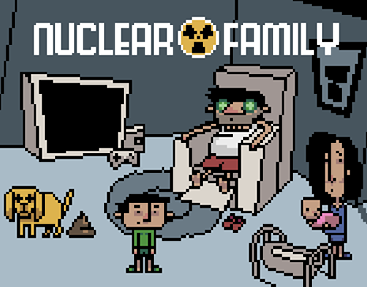 Nuclear Family   Game